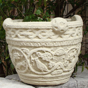 Vintage Celtic Planter (Large)