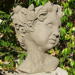 Load image into Gallery viewer, Cherub Head Planter