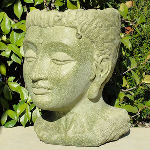 Jaipur Queen Head Planter