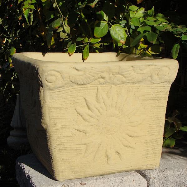 Sunflower Pot (Large)