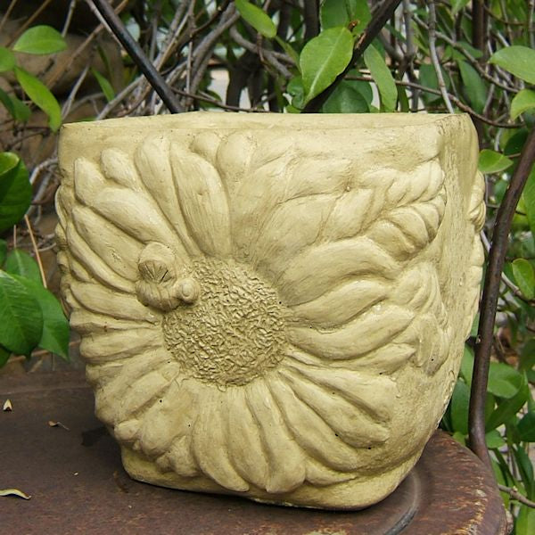 Sunflower Flowerpot