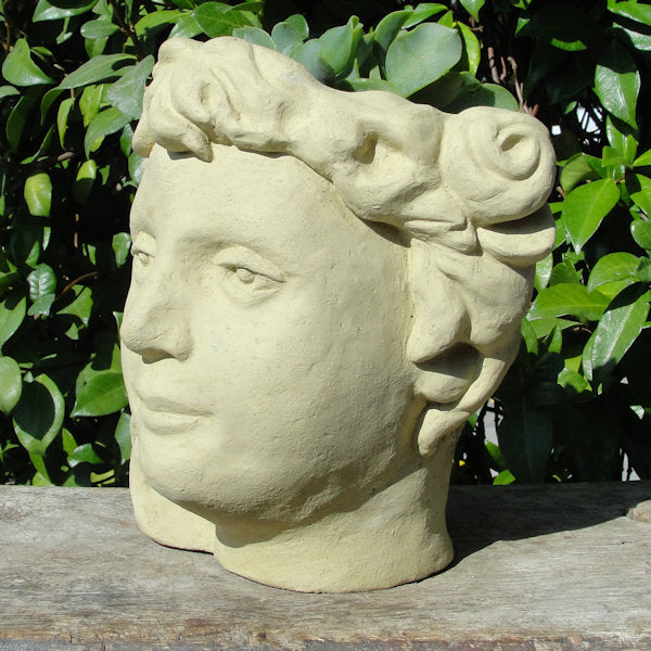 Lady's Head Planter (Small)
