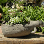 Beer Growler Planter