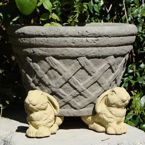 Lop-Ear Pot Feet (3 Pcs.)