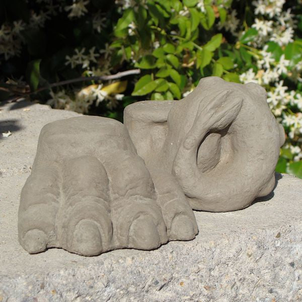Gargoyle w/ Tail Pot Feet (3 Pcs.)