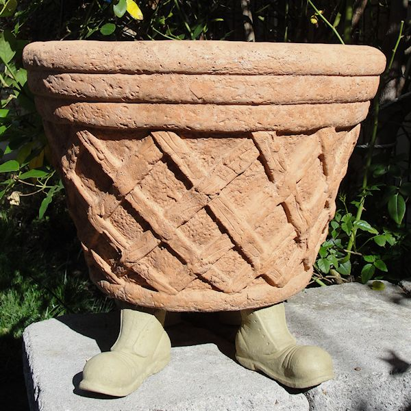 Vintage Boot Pot Feet (4 Pcs.)