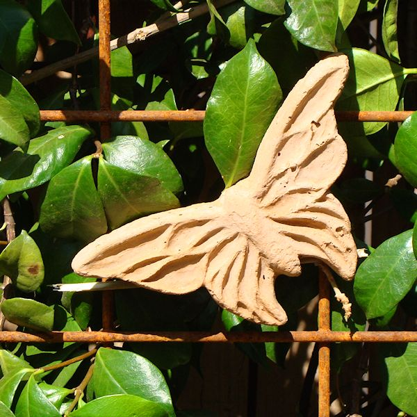 Springtime Butterfly Plaque – Large