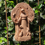 "Saint Francis Plaque ""Peace"""