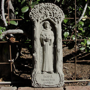 Lord Bless Saint Francis Plaque