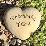 Thank you - Heart Spirit Stone