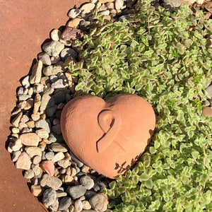 Fight Cancer - Heart Spirit Stone