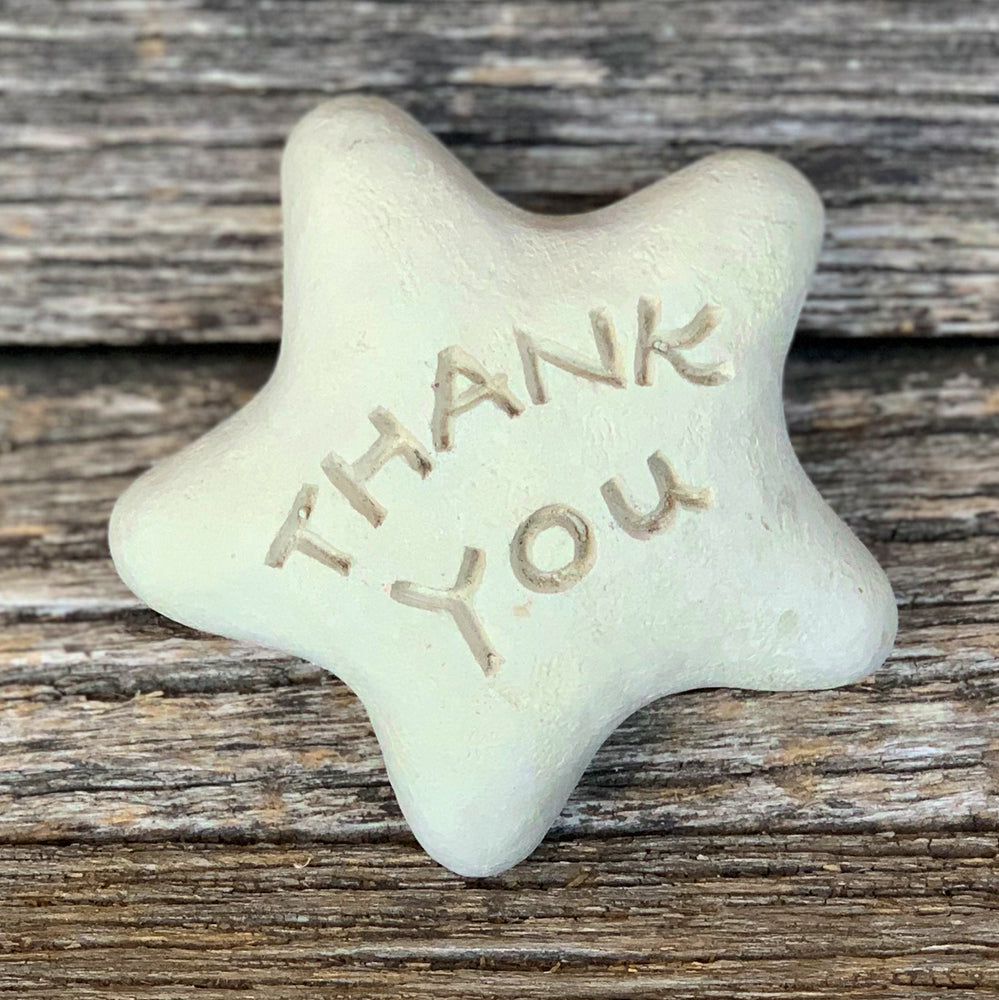 Thank You - Shooting Star Spirit Stone