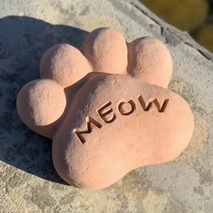 Load image into Gallery viewer, Meow - Paws Spirit Stones