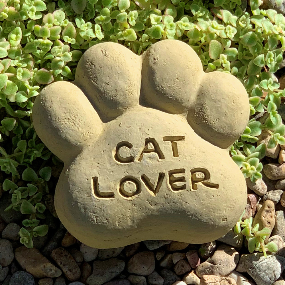 Cat Lover - Paws Spirit Stones