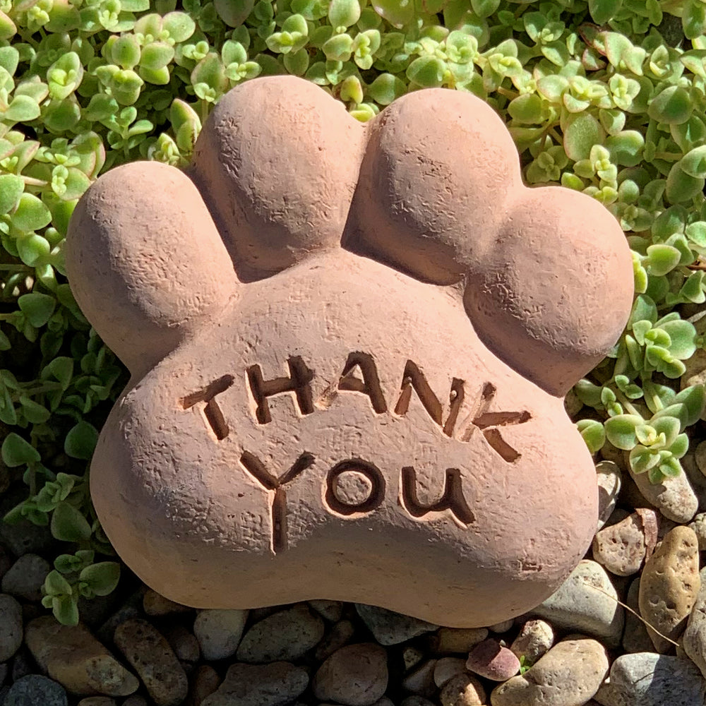 Thank You - Paws Spirit Stones
