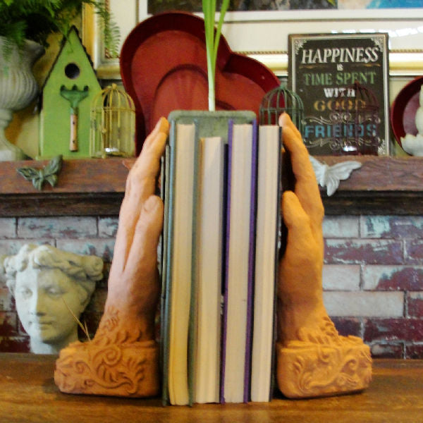 Praying Hands Bookends (Pair)