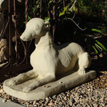 Vintage Laying Greyhound (Large)