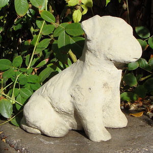 Load image into Gallery viewer, Vintage Garden Puppy