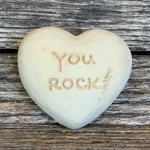 You Rock - Heart Spirit Stone