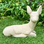 Vintage Laying Fawn (Large)