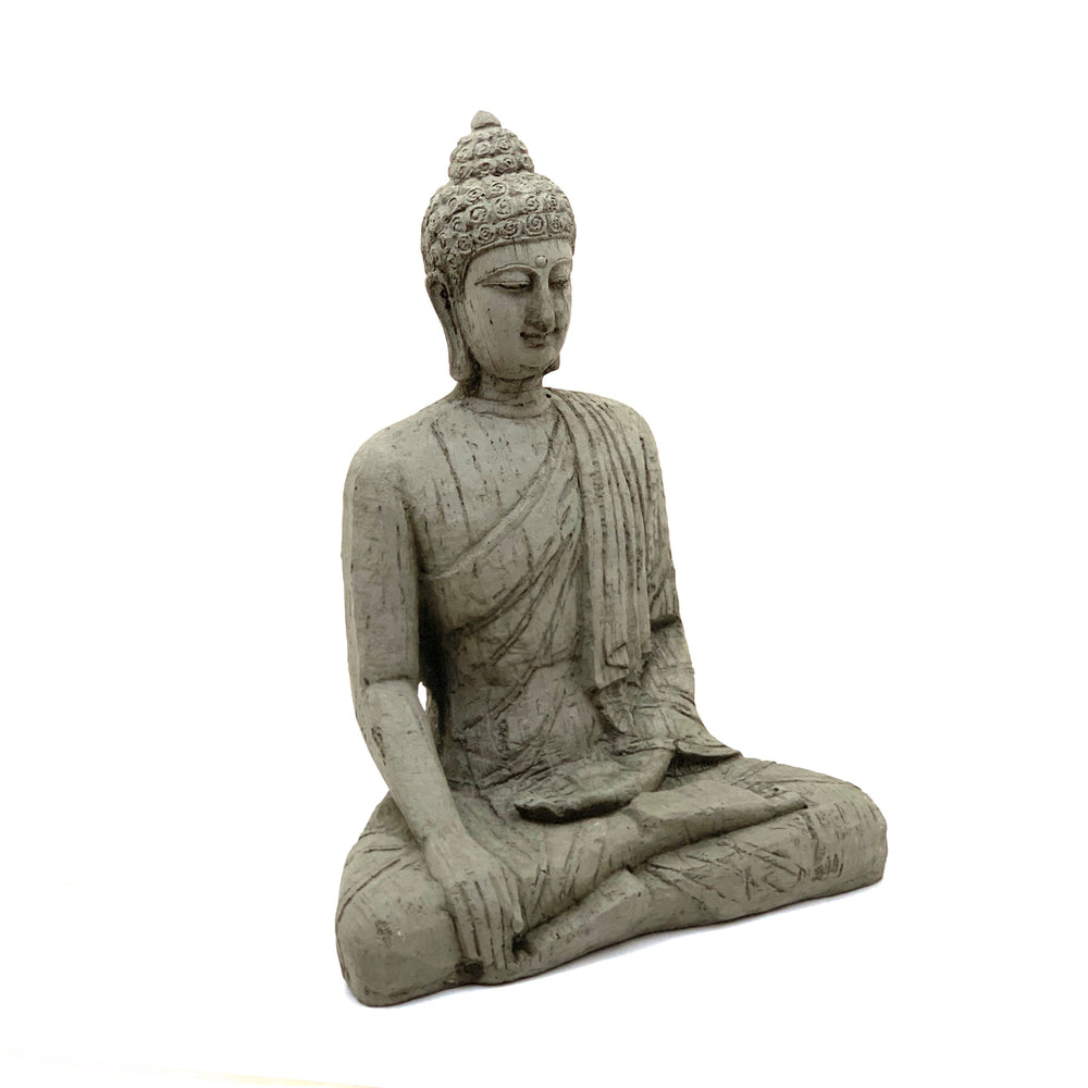 Load image into Gallery viewer, Wooden Buddha