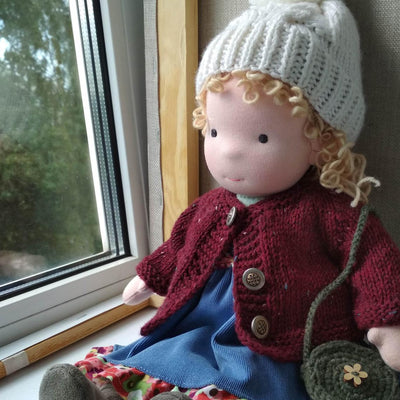 Waldorf Girl Doll - Blond Hair