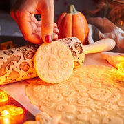 TRICK OR TREAT ROLLING PIN