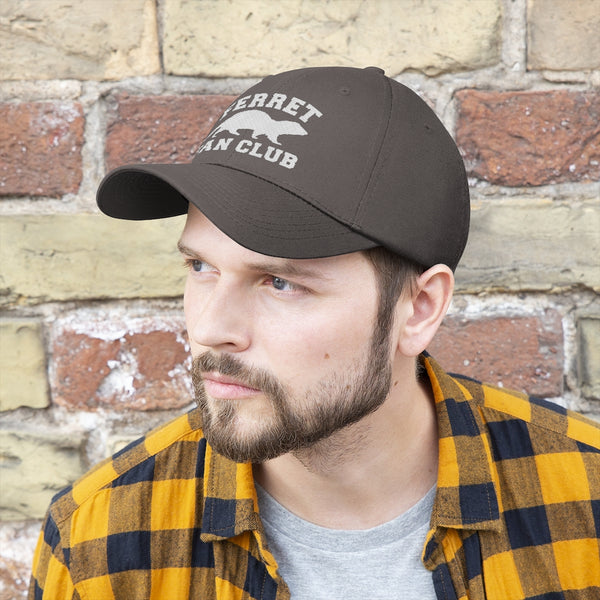 Ferret Fan Club Unisex Baseball Hat