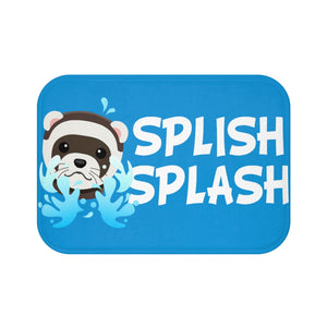 Splish Splash Ferret Mat
