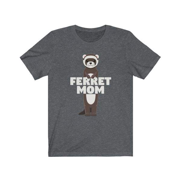 FERRET MOM Standing Ferret T-Shirt