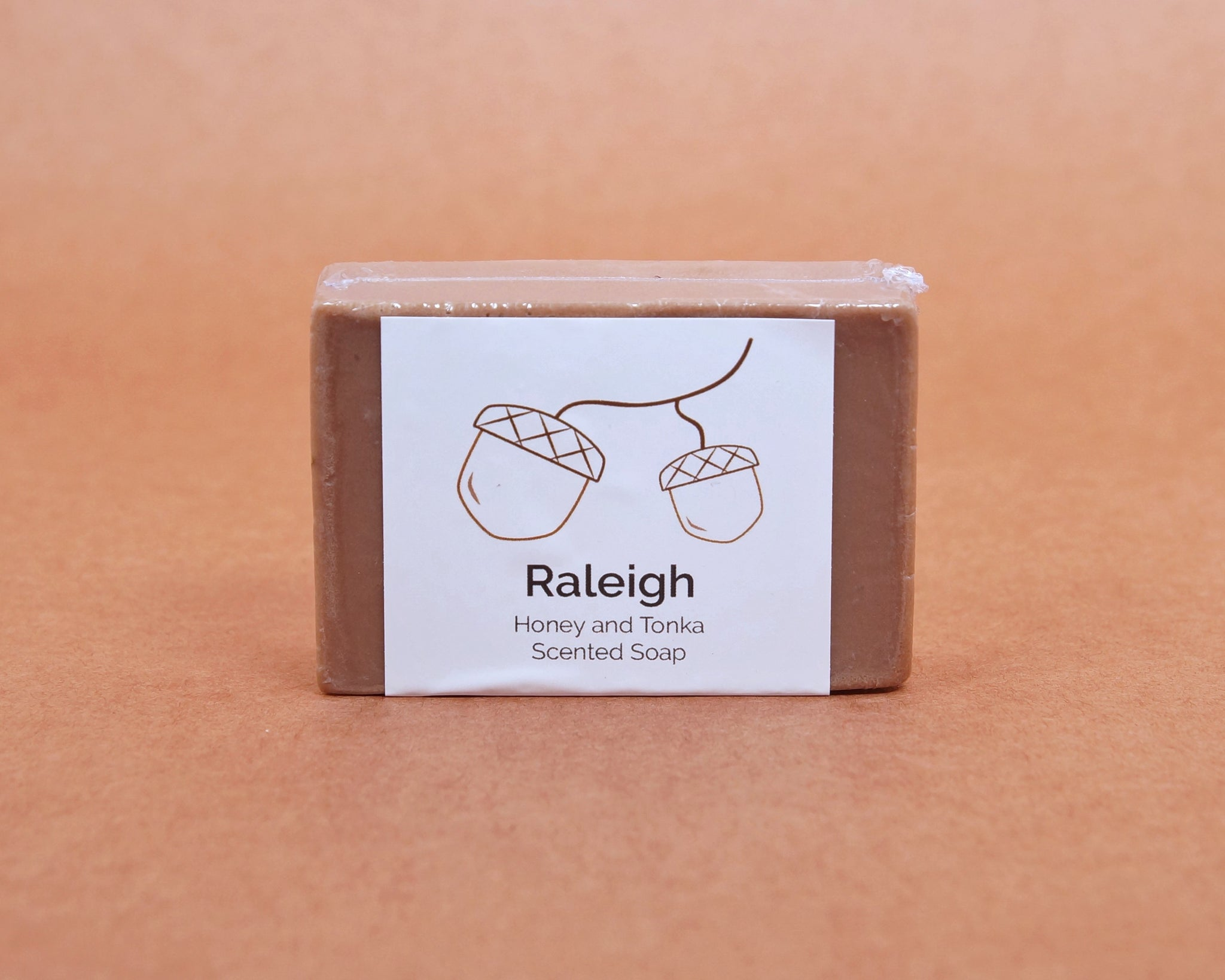 Raleigh NC Scented Soap | Honey and Tonka