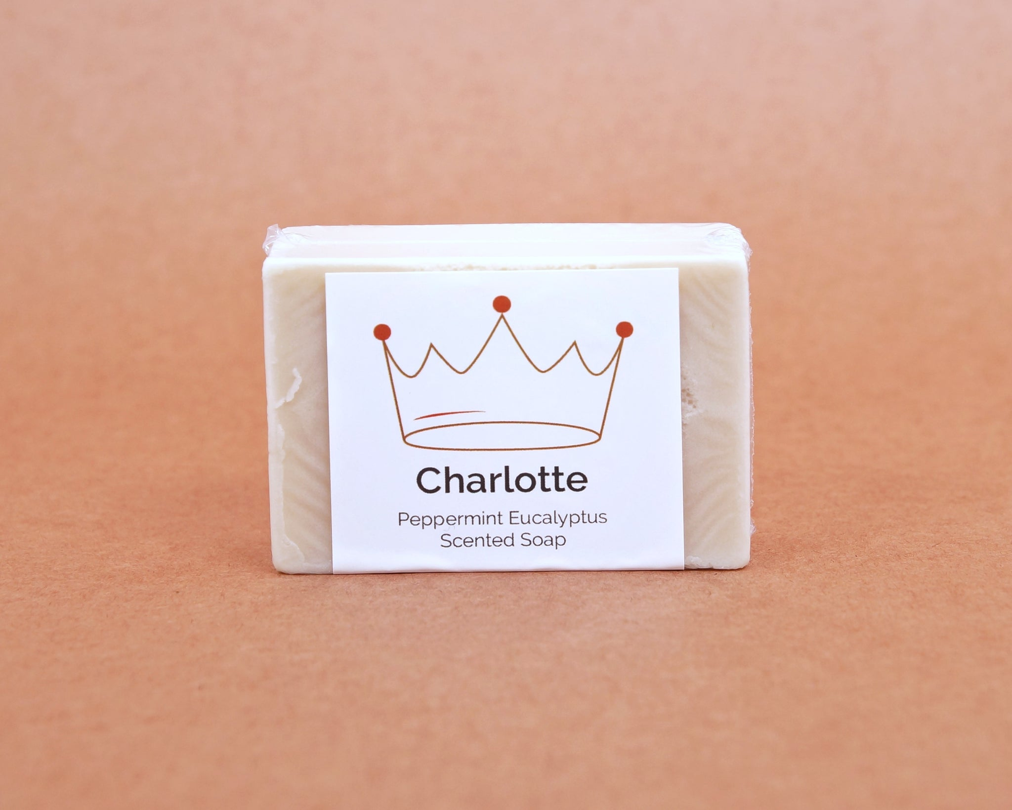 Charlotte NC Scented Soap | Peppermint and Eucalyptus