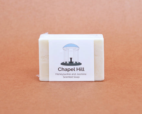 Chapel Hill NC Scented Soap | Honeysuckle and Jasmine