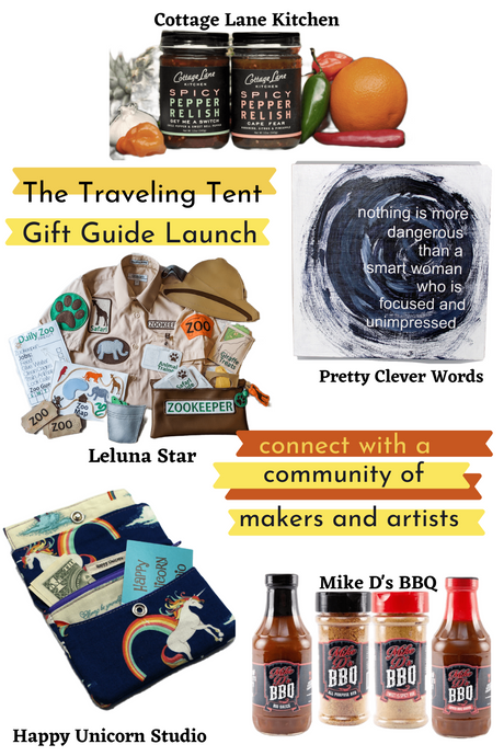 Gift Guide Launch