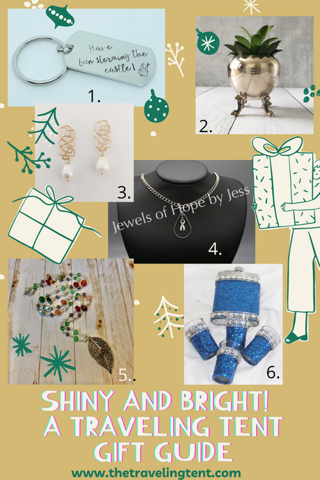 A Shiny and Bright Gift Guide
