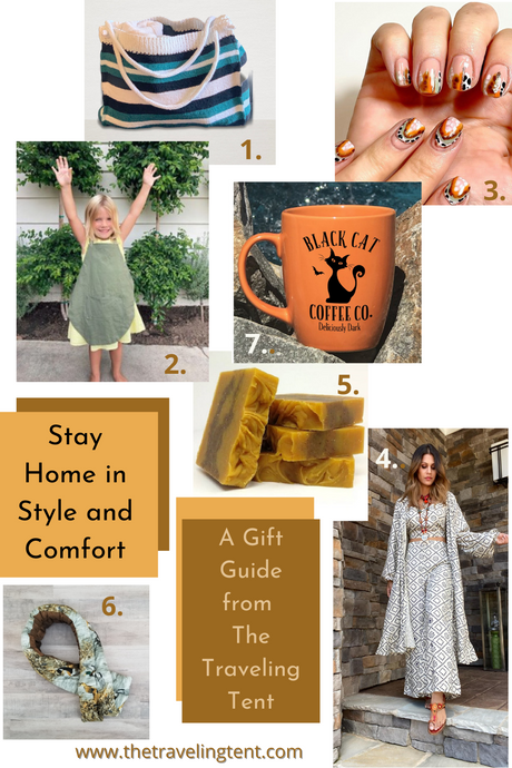 Gift Guide for Staying Home in Style and Comfort