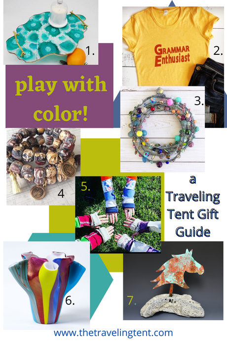 Gift Guide for Playing with Color