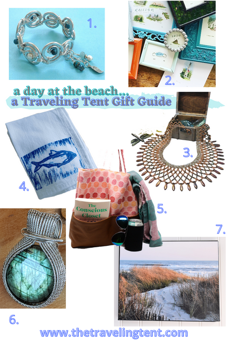 Gift Guide for Beach Lovers
