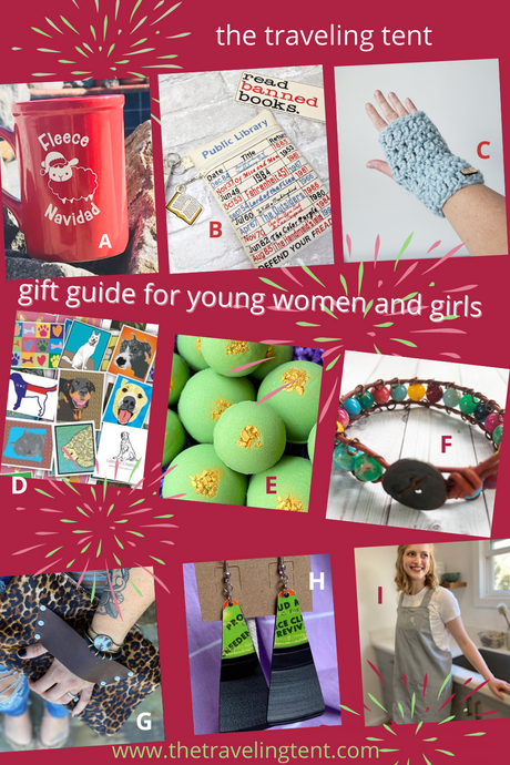 Gift Guide for Young Women and Girls