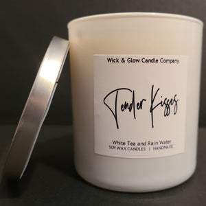 Tender Kisses Luxury Scented Candle