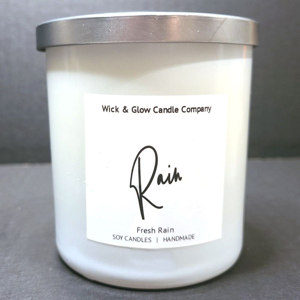 Rain Luxury Scented Candle