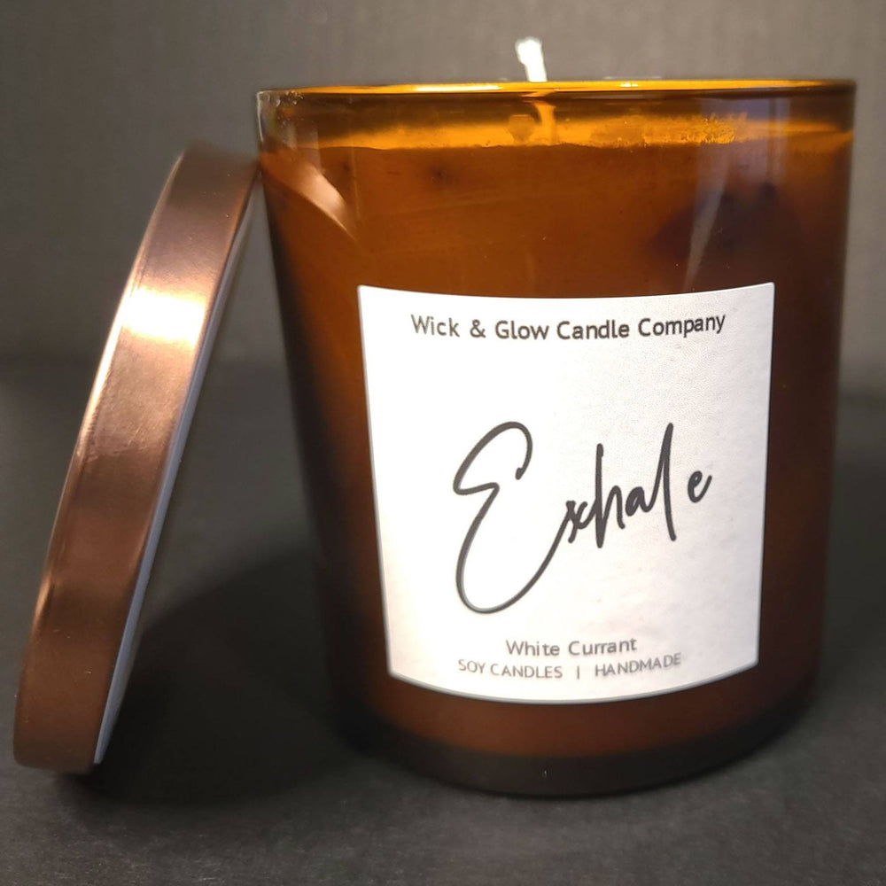 Exhale Luxury Scented Candle