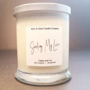 Sending My Love Luxury Candle