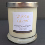 No Ordinary Love Luxury Candle