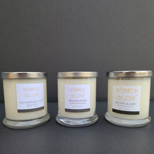 Load image into Gallery viewer, For Your Soul Fall/Winter Luxury Candle Collection