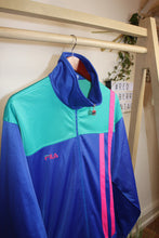 Load image into Gallery viewer, FILA Multi Track Top