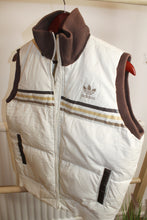 Load image into Gallery viewer, 90s Adidas Puffer Gilet