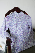 Load image into Gallery viewer, Ditsy Print 70's Shirt