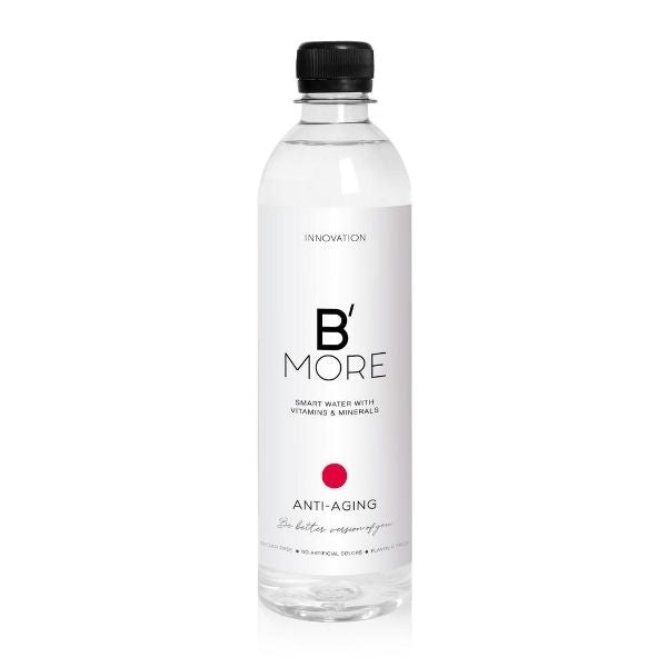 B'MORE Water ANTI-AGING (12 pcs)