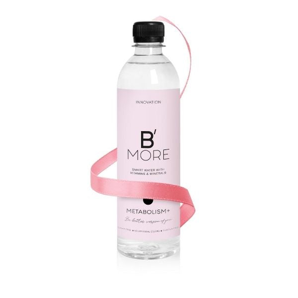 B'MORE Water METABOLISM+ (12 pcs)